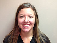 Kalli Robertson - Dental Assistant in Frederick Maryland