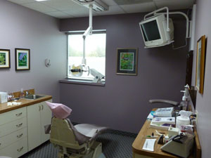 Dentists Ofiice in Frederick Maryland